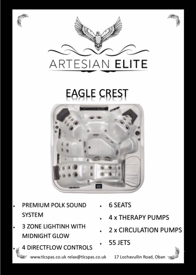 Artesian Elite Eagle Crest
