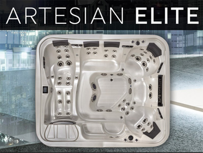 TLC Artesian Elite Spas