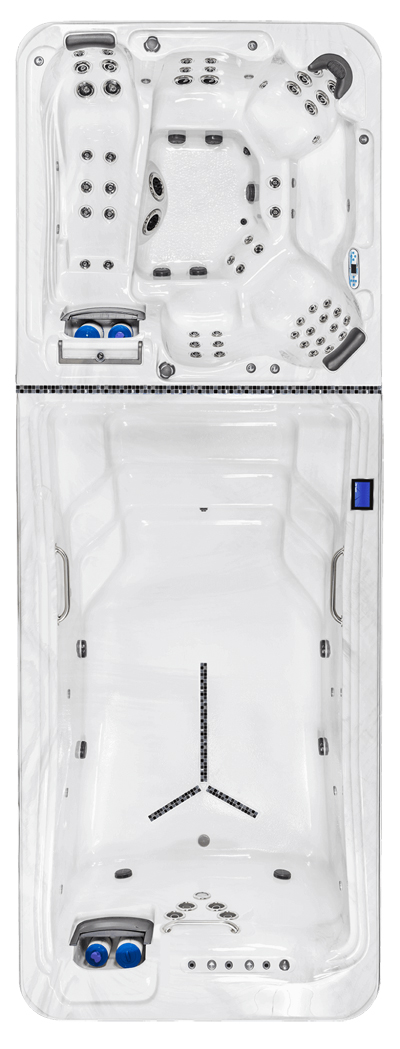 DT-21 Dual Temp Tidal Fit Exercise Pool