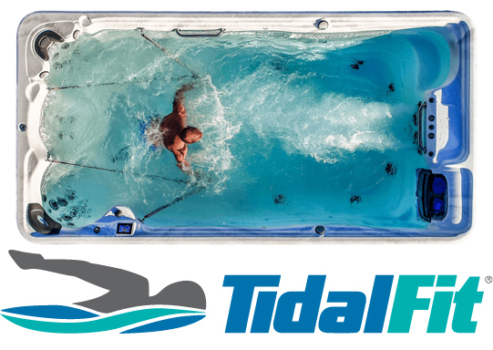 TLC Spas - Tidalfit Swim Spas